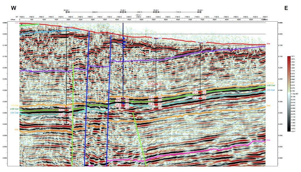 Seismic Reflection, Olson Engineering