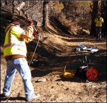 Seismic Reflection Data Acquisition, Olson Engineering
