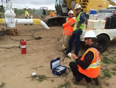 Vibration Monitoring, Olson Engineering